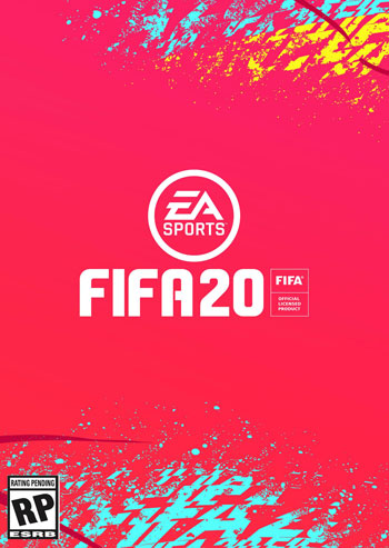 FIFA 20 Origin CD Key Global, CDKEver.com