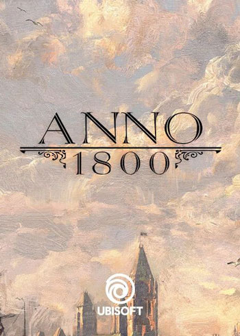 Anno 1800 Uplay CD Key Europe