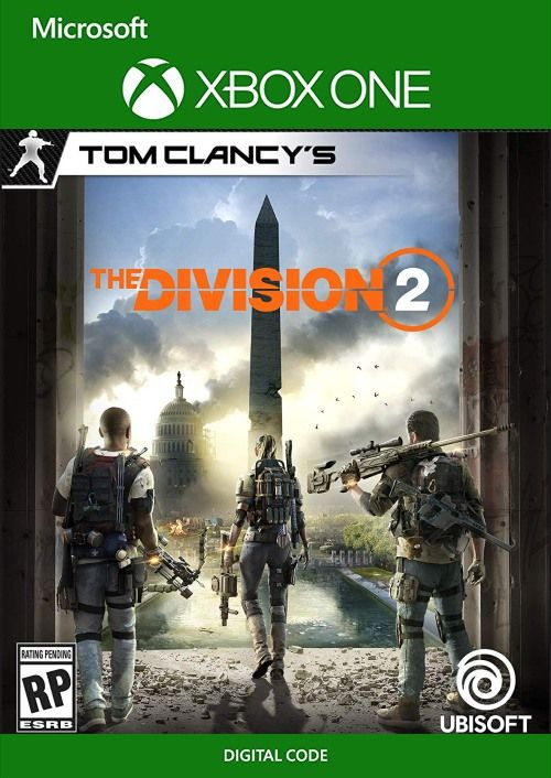 Tom Clancy's The Division 2 Xbox One CD Key Global, CDKEver.com