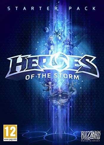 Heroes of the Storm Starter Pack Battle.net CD Key  Global, CDKEver.com