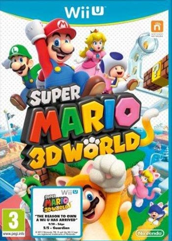 Super Mario 3D World Wii U CD Key Global, CDKEver.com
