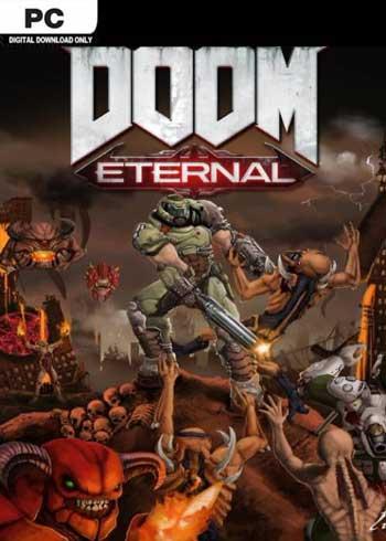 DOOM Eternal PC CD Key EMEA, CDKEver.com