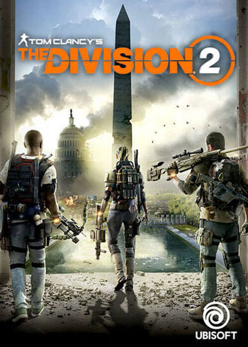 Tom Clancy's The Division 2 Uplay CD Key Europe, CDKEver.com