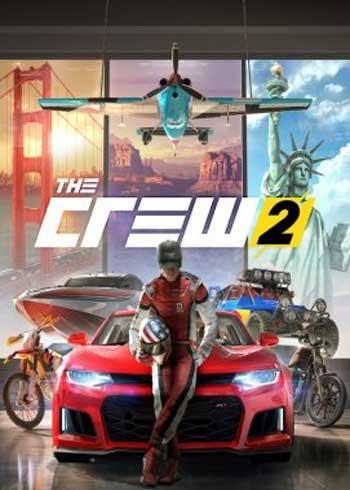 The Crew 2 Uplay CD Key Europe, CDKEver.com