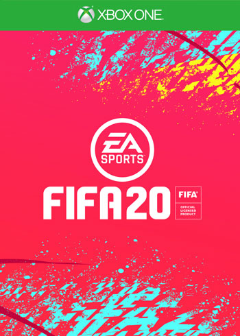 FIFA 20 Xbox One CD Key Global, CDKEver.com