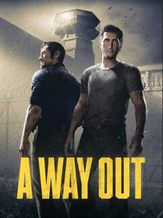A Way Out Origin CD Key Global, CDKEver.com