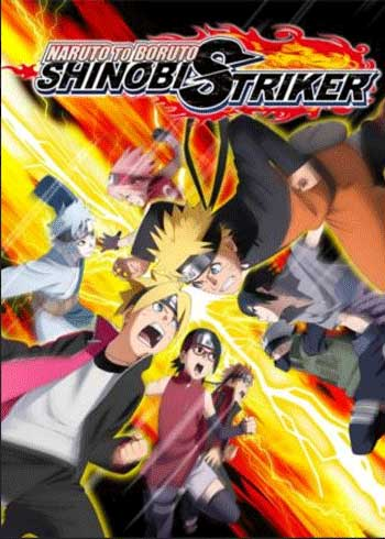 Naruto To Buruto Shinobi Striker PSN CD Key US, CDKEver.com