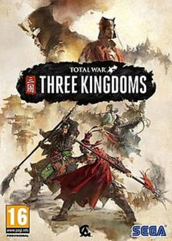 Total War: Three Kingdoms Steam CD Key Global