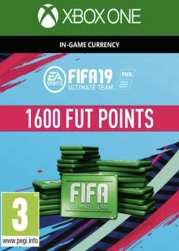 FIFA 19 - 1600 FUT Points Xbox One Global, CDKEver.com