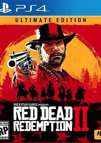Red Dead Redemption 2 Ultimate Edition PS4 CD Key US/CA, CDKEver.com