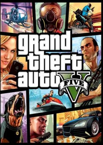 Grand Theft Auto V: Premium Online Edition & Whale Shark Card Bundle  PC CD Key Global, CDKEver.com