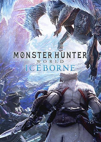 Monster Hunter World Iceborne PC DLC CD Key Global, CDKEver.com