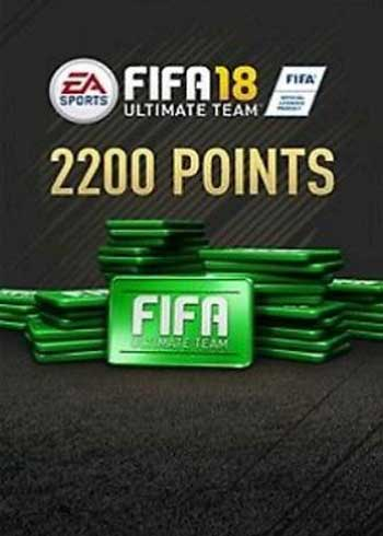 FIFA 18 - 2200 FUT Points Origin Global, CDKEver.com