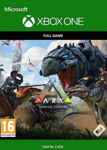 ARK Survival Evolved Xbox One CD Key Global, CDKEver.com