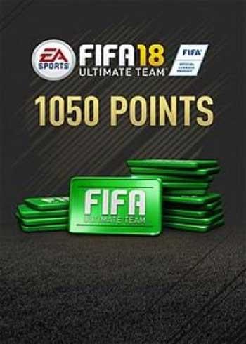 FIFA 18 - 1050 FUT Points Origin Global, CDKEver.com