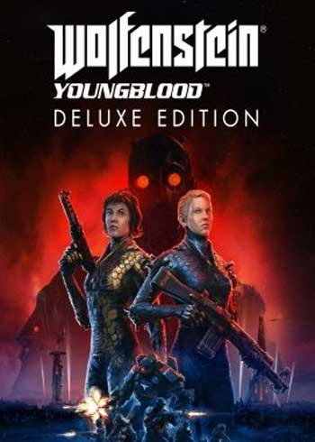 Wolfenstein: Youngblood Deluxe Edition PC CD Key Europe