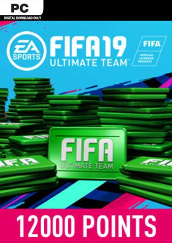 FIFA 19 - 12000 FUT Points Origin Global, CDKEver.com
