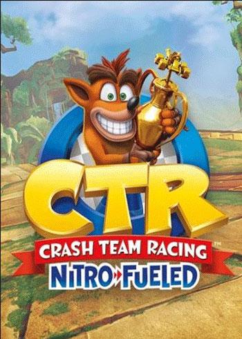 Crash Team Racing Nitro-Fueled Xbox One CD Key US, CDKEver.com