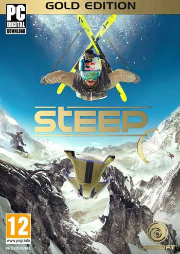 Steep Gold Edition Uplay CD Key US