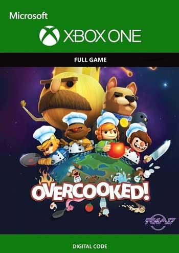 Overcooked Xbox One CD Key Global, CDKEver.com