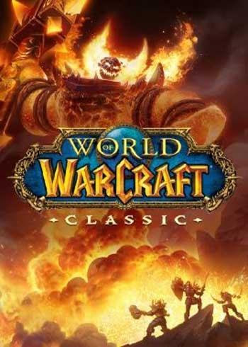 World of Warcraft Classic Battle.net CD Key Global