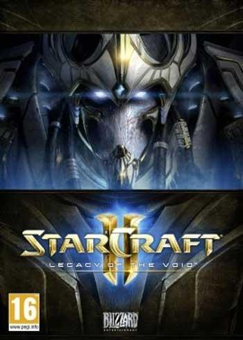 StarCraft 2: Legacy of the Void Battle.net CD Key Global, CDKEver.com