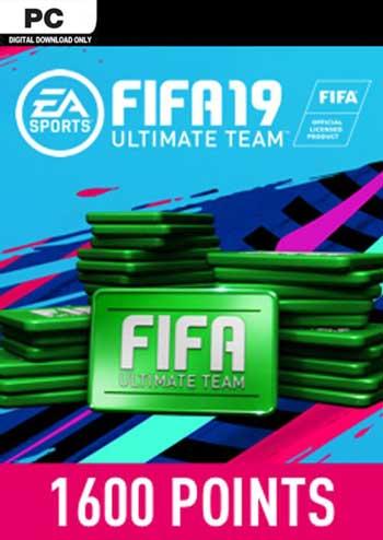FIFA 19 - 1600 FUT Points Origin Global, CDKEver.com
