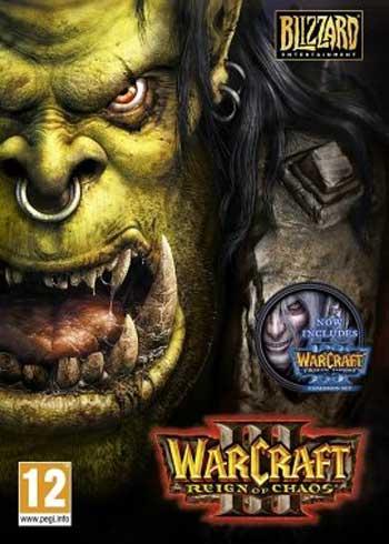 Warcraft 3: Battlechest Battle.net CD Key Global, CDKEver.com