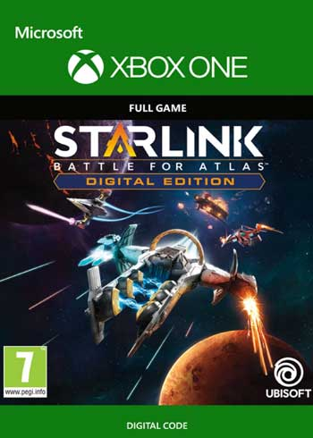 Starlink: Battle for Atlas Xbox One CD Key Global, CDKEver.com