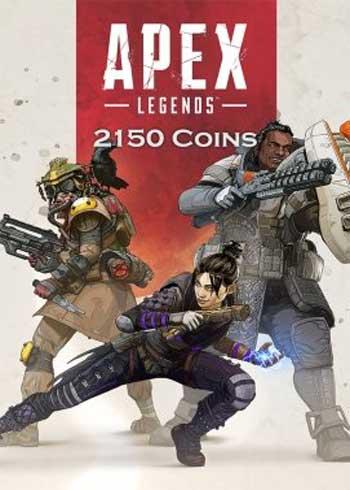 Apex Legends - 2150 Apex Coins Origin Global, CDKEver.com