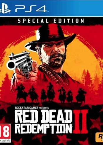 Red Dead Redemption 2 Special Edition PS4 CD Key US/CA, CDKEver.com
