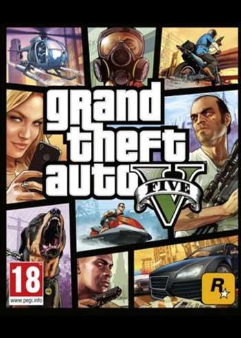 Grand Theft Auto V PC CD Key Global, CDKEver.com