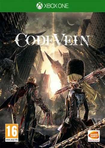 Code Vein Xbox One CD Key Global, CDKEver.com