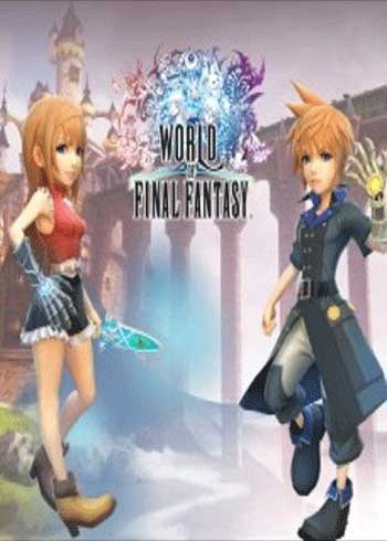 World Of Final Fantasy PSN CD Key US, CDKEver.com