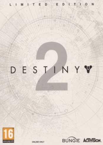 Destiny 2 Limited Edition Battle.net CD Key Global, CDKEver.com
