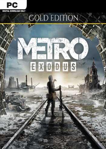 Metro Exodus Gold Edition PC CD Key Global, CDKEver.com