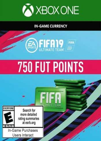 FIFA 19 - 750 FUT Points Xbox One Global, CDKEver.com
