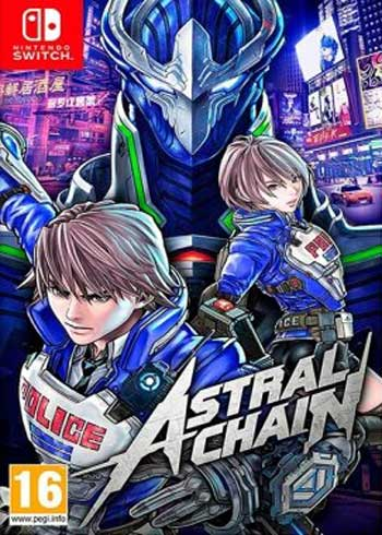 Astral Chain Switch CD Key Europe, CDKEver.com