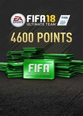 FIFA 18 - 4600 FUT Points Origin Global, CDKEver.com