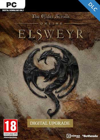 The Elder Scrolls Online: Elsweyr Upgrade DLC PC CD Key Global, CDKEver.com