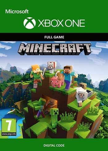 Minecraft Xbox One CD Key Global, CDKEver.com